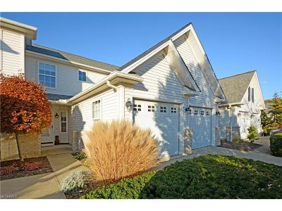 Avon Lake Condo/Townhouse For Sale: 654 Linsberry Ct