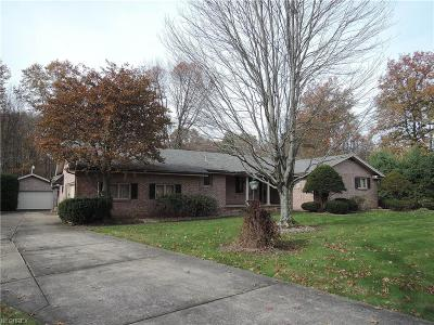 Hubbard Single Family Home For Sale: 252 Warner Rd