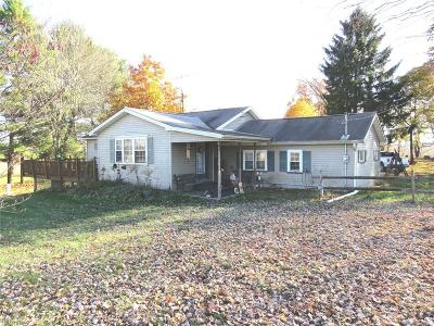Single Family Home For Sale: 1220 Aurora Rd Northeast