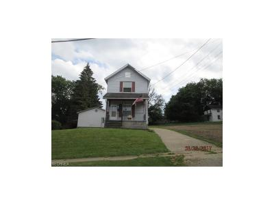 Struthers Single Family Home For Sale: 16 Park