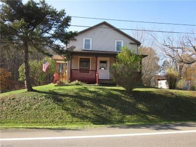 Single Family Home For Sale: 3857 State Route 225