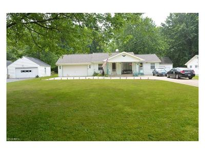 Willoughby Single Family Home For Sale: 38618 Adkins Rd