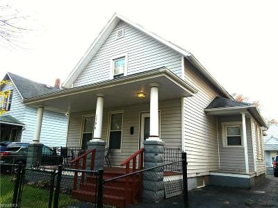 Cleveland Single Family Home For Sale: 1794 West 52nd St