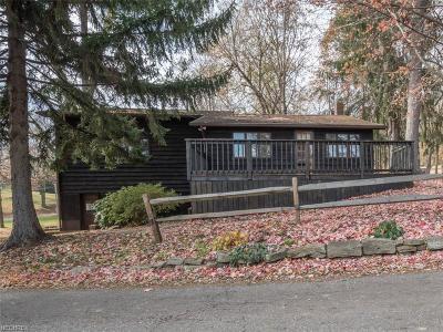 Single Family Home For Sale: 1395 Ridge Rd