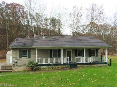 Marietta Single Family Home For Sale: 19560 State Route 550