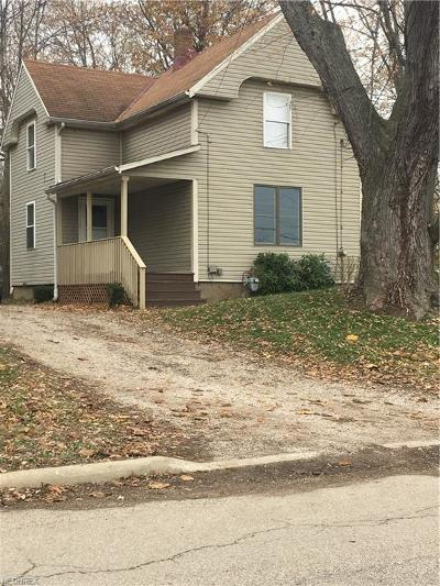 Ashtabula County Single Family Home For Sale: 4815 Benefit Ave