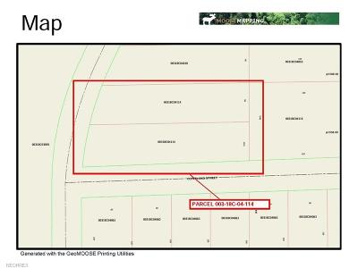 Brunswick Residential Lots & Land For Sale: Lincoln Avenue & Gloria Dr