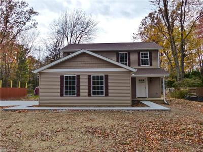 Mentor Single Family Home For Sale: 6510 Sycamore Rd