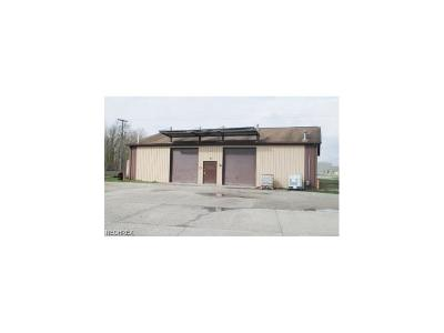 Guernsey County Commercial For Sale: 5660 Glenn Hwy