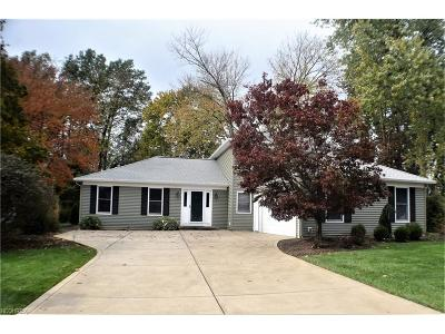 Single Family Home For Sale: 7144 Timber Ln