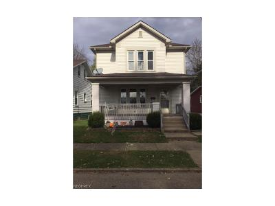 Single Family Home Sold: 1019 Maple Ave