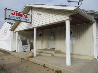 Stark County Commercial For Sale: 101 West Main St