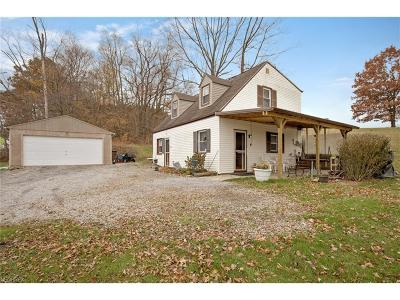 Poland Single Family Home For Sale: 4707 Cowden Rd