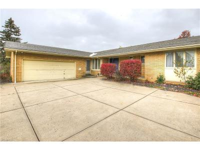 Independence Single Family Home For Sale: 7625 Montello Rd