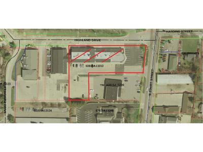 Residential Lots & Land For Sale: 799 North Court St