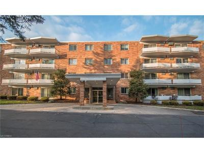 Broadview Heights Condo/Townhouse For Sale: 521 Tollis Pky #486