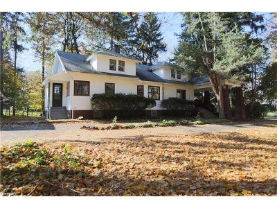 Canfield Single Family Home For Sale: 4153 Canfield Rd