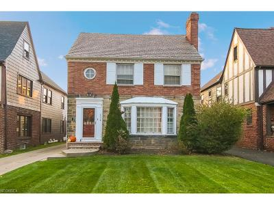Shaker Heights Multi Family Home For Sale: 3554 Lynnfield Rd