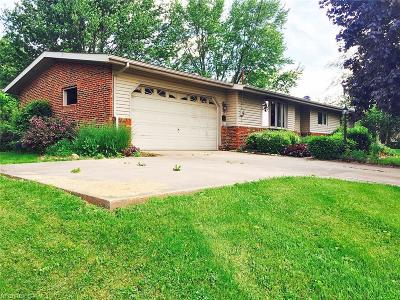 Single Family Home For Sale: 26964 Winona Rd