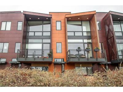 Cleveland Condo/Townhouse For Sale: 1895 East 119th St