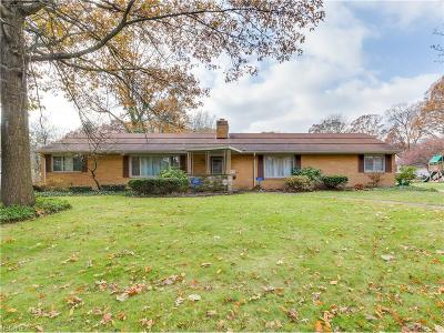 Stark County Multi Family Home For Sale: 1117 Fair Oaks Ave Southwest