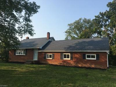 Muskingum County Single Family Home For Sale: 7791 Ridgeview Ln