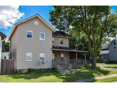 Stark County Multi Family Home For Sale: 318 1st St Northeast