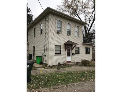 Stark County Multi Family Home For Sale: 414 Water Ave Northwest