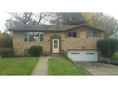 Garfield Heights Single Family Home For Sale: 11240 Exeter