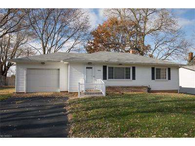 Single Family Home For Sale: 14656 South Pricetown Rd