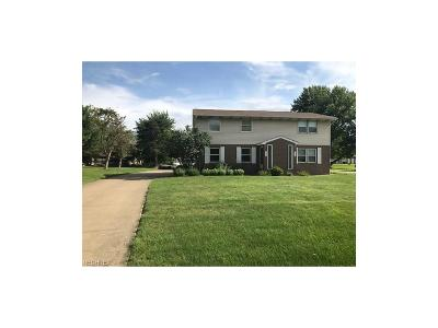 Stark County Multi Family Home For Sale: 2960 Thackeray Ave Northwest
