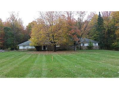 Chesterland Single Family Home For Sale: 12879 County Line Rd