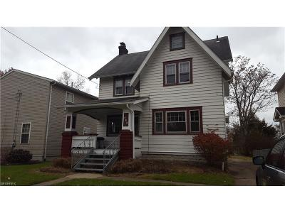 Summit County Single Family Home For Sale: 114 East Archwood Ave