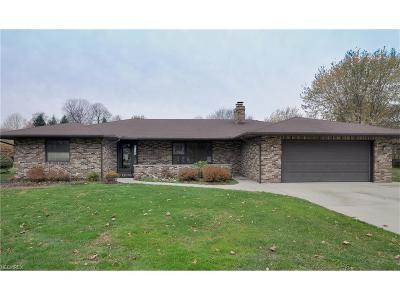 Avon Single Family Home For Sale: 3350 Long Rd