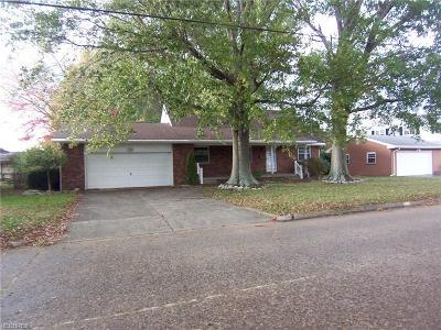 Vienna Single Family Home For Sale: 4603 9th Ave
