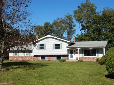 Painesville Township Single Family Home For Sale: 1177 Foxfire Dr