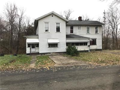 Struthers Single Family Home For Sale: 2966 East Midlothian Blvd
