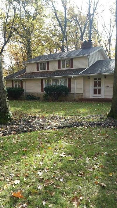 Cleveland Single Family Home For Sale: 1256 Oakridge Dr