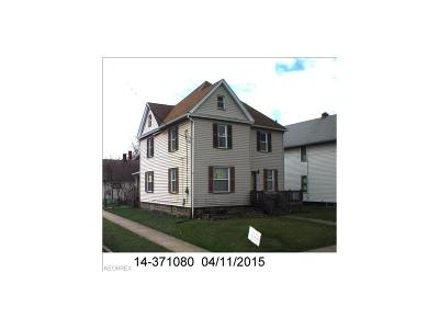 Girard Single Family Home For Sale: 159 East Liberty St