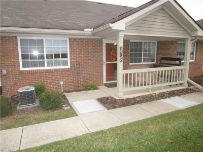 Muskingum County Condo/Townhouse For Sale: 3758 Colony Hill Dr