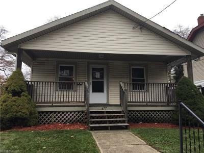 Summit County Single Family Home For Sale: 677 Hudson Ave