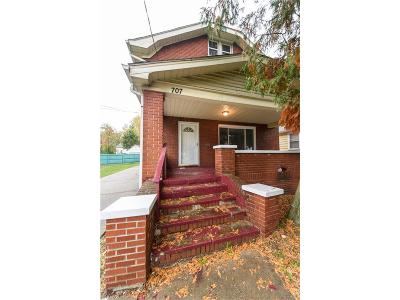 Summit County Single Family Home For Sale: 707 Madison Ave