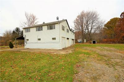 Geauga County Single Family Home For Sale: 11692 Washington St