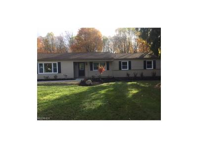 Chagrin Falls Single Family Home For Sale: 7561 Samuel Lord Dr
