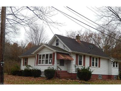 Hubbard Single Family Home For Sale: 3794 Woodbine Ave