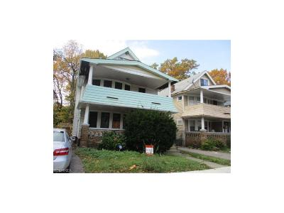 Cleveland Multi Family Home For Sale: 676 East 91st St