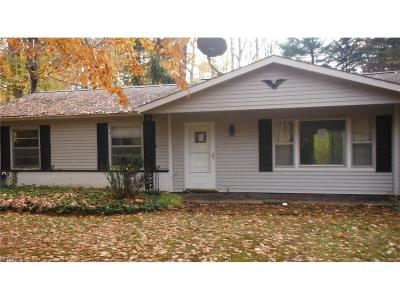 Geauga County Single Family Home For Sale: 9603 Kim Dr