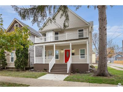 Cuyahoga County Single Family Home For Sale: 1946 West 50 St