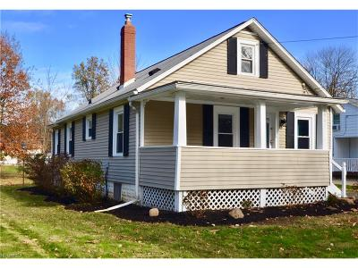 Summit County Single Family Home For Sale: 1987 Uniondale Dr