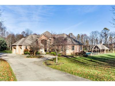 Wadsworth Single Family Home For Sale: 587 Messina Dr